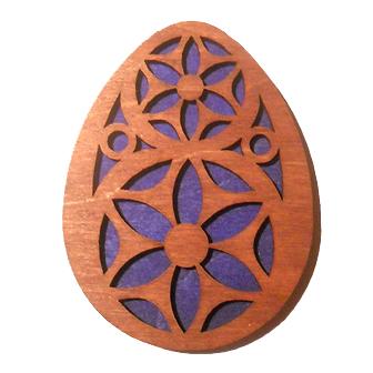 Tautinis magnetukas - Velykinis kiaušinis III