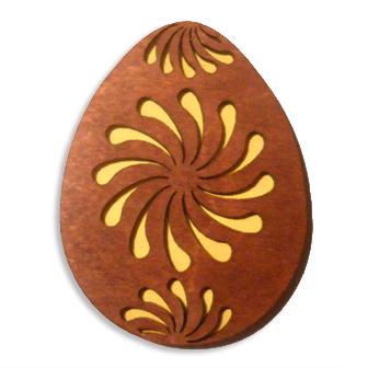 Tautinis magnetukas - Velykinis kiaušinis II